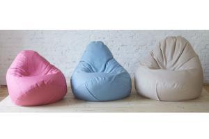 Как выбрать кресло мешок: практические советы по выбору бескаркасной мебели